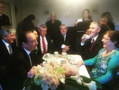 politique, société, lucette, Hollande, amaury watremez