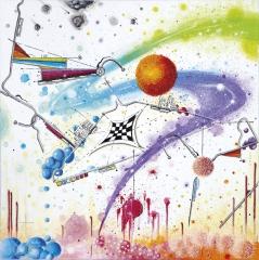 arts,peinture,myriam le corre,ruthy petillantiste,amaury watremez