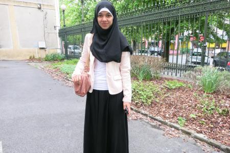 politique, société, activisme, Islam, gamines comme les autres, Sarah, jupe trop longue, amaury watremez
