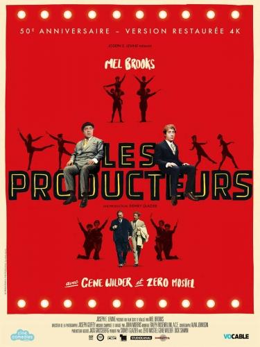 les producteurs, mel brooks, société, cinéma, films, amaury watremez