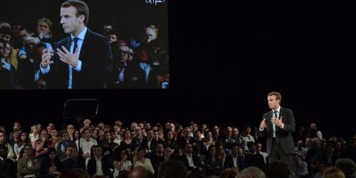Emmanuel Macron, société, politique, présidentielles 2017, amaury watremez