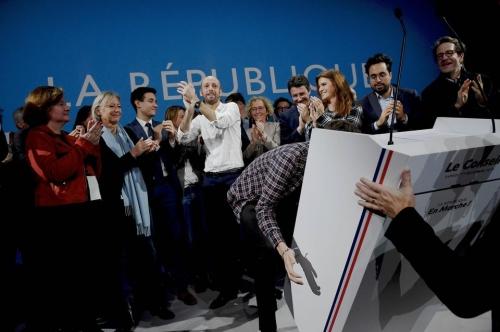 LREM, société, politique, présidence Macron, amaury watremez, stanislas guérini