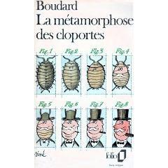 Boudard, la métamorphose des cloportes, livre, amaury watremez