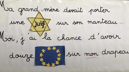 Alain finkielkraut, antisémitisme, société, politique, amaury watremez
