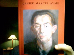 Littérature, Marcel Aymé, société, Amaury watremez