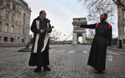 politique, société, catholiques, France, déconnexion, gilets jaunes, amaury watremez