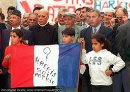 politique, Algérie, harkis, souvenir, nation, gaullisme, De Gaulle, Amaury watremez