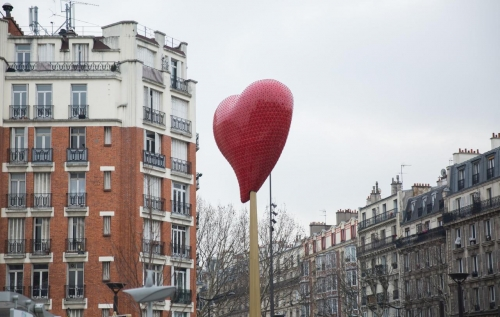 Paris, Anne Hidalgo, société, saint Valentin, Paris, politique