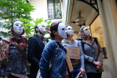 Paris, paris souterrain, société, politique, hypocrisie, invisibles, amaury watremez