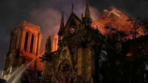 Notre Dame, incendie, société, politique, amaury watremez