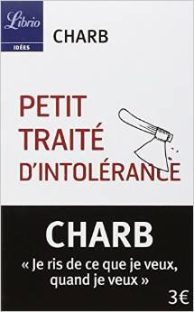 politique, charb, charlie hebdo, société, dérision, amaury watremez