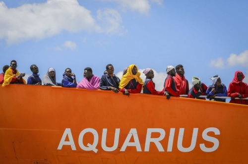 politique, aquarius, société, migrants, storytelling, europe, amaury watremez