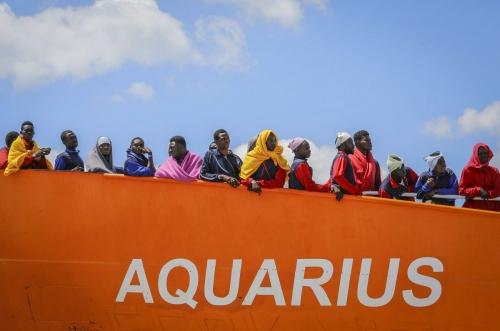 politique, aquarius, société, migrants, storytelling, europe, amaury watremez