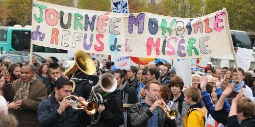pauvreté, société, refus de la misère, Macron, gouvernements, réforme code du travail, amaury watremez