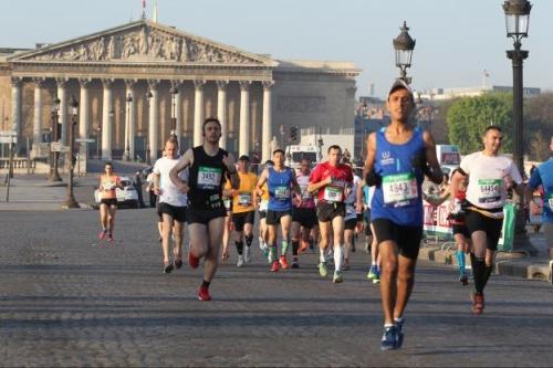 sport, running, politique, société, marathnon de paris, amaury watremez
