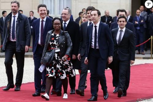 marlène schiappa, sibeth ndiaye, anne hidalgo, emmanuel macron, société, politique, amaury watremez
