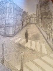 littérature, patrick modiano, amaury watremez, société, époque, nostalgie