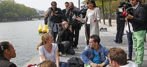 Paris, privilégiés, société, politique, riches, amaury watremez
