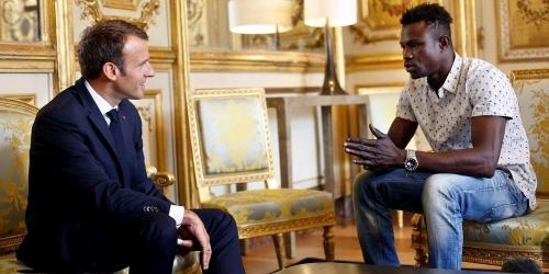 mamoudou gassam, société, migrants, immigration, politique, société, amaury watremez