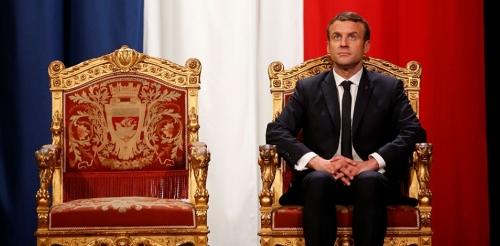 présidence Macron, société, politique, peuple, bourgeoisie, amaury watrermez