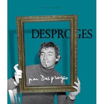Pierre Desproges, pied de nez, Perrine Desproges, éditions du courroux, politique, société, amaury watremez