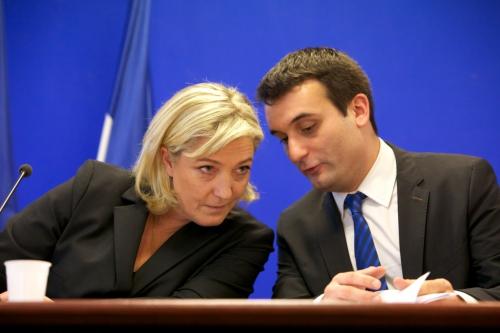 politique, FN, dédiabolisation, Marine le pen, Sophie montel, florian philippot, amaury watremez