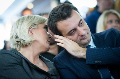 politique, société, extrème droite, FN, Florian Philippot, Marine le Pen, amaury watremez