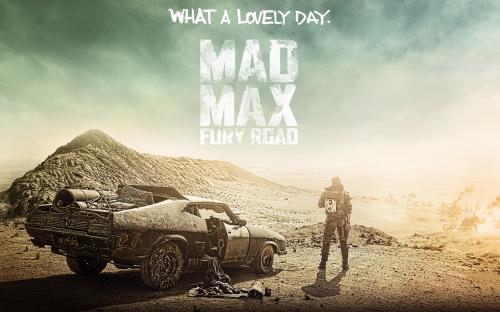 cinéma, mad max, fury road, georges miller, amaury watremez, misanthropie légère
