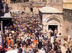 Israèl, Palestine, Christiannisme