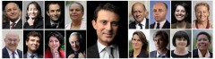 politique, remaniement, Valls, Najat Vallaud-Belkacem, Taubira, hypocrisie, socio-libéralisme