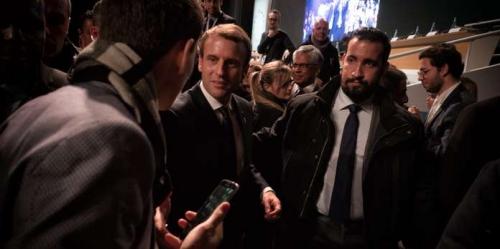 politique, alexandre benalla, société, Macron, barbouzes, amaury watremez