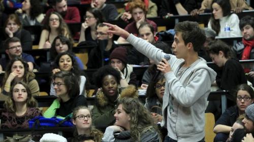 politique, société, El khomri, syndicalisme, amaury watremez, étudiants, facultés